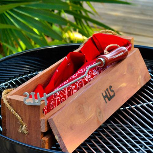 Texas Irons - Grilling Tools and Personalized Supplies